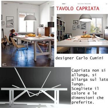 vari Tavolo Horm  Capriata - Tavolo Horm Capriata